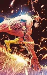 Flash #756 CVR B Card Stock Daniel W Johnson