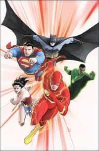 Justice League #47 CVR B Card Stock Janin