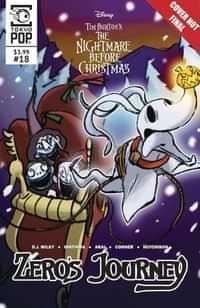 Nightmare Before Christmas Zeros Journey #18