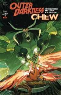 Outer Darkness Chew #3 CVR A Chan
