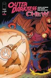 Outer Darkness Chew #3 CVR B Guillory