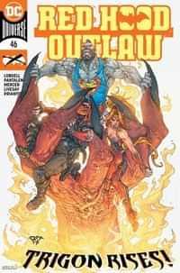 Red Hood Outlaw #46 CVR A