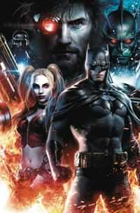 Suicide Squad #6 CVR B Roberts
