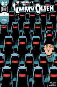 Supermans Pal Jimmy Olsen #11 CVR A