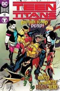 Teen Titans #42 CVR A