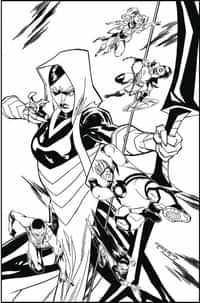 Teen Titans #42 CVR B Randolph