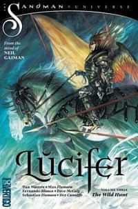 Lucifer TP 2018 The Wild Hunt