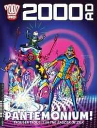 2000 AD Pack 2020 Feb