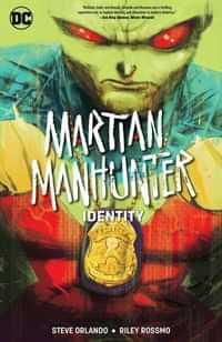 Martian Manhunter TP Identity