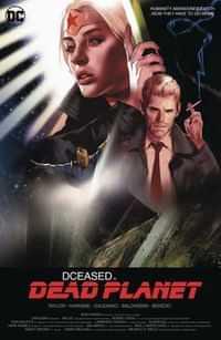 DCeased Dead Planet #1 CVR C Card Stock Oliver Movie