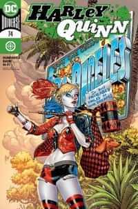 Harley Quinn #74 CVR A