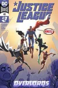 Justice League #48 CVR A