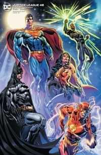 Justice League #48 CVR B Castellini