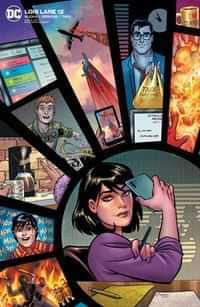 Lois Lane #12 CVR B Conner