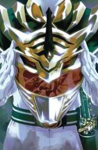 Mighty Morphin Power Rangers #52 CVR B Foil Montes