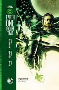 Green Lantern HC Earth One V2