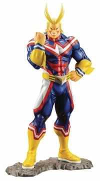 My Hero Academia Artfx Statue All Might