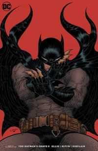 Batmans Grave #8 CVR B Cardstock Grampa