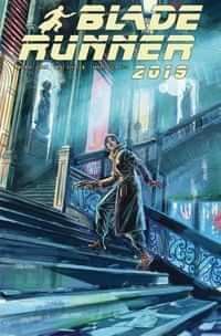 Blade Runner 2019 #8 CVR A Hervas