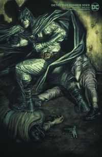 Detective Comics #1023 CVR B Cardstock Bermejo