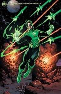 Green Lantern Season 2 #5 CVR B Cardstock Frank
