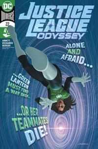 Justice League Odyssey #22 CVR A