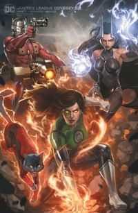 Justice League Odyssey #22 CVR B Skan