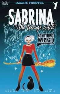 Sabrina Something Wicked #1 Second Printing