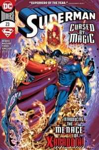 Superman #23 CVR A