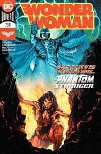 Wonder Woman #758 CVR A