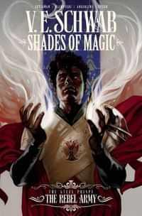Shades of Magic TP Steel Prince Rebel Army
