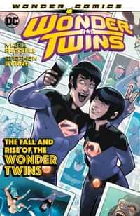 Wonder Twins TP Fall and Rise of the Wonder Twins
