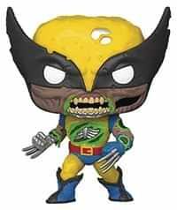 Funko Pop Marvel Zombies Wolverine GID