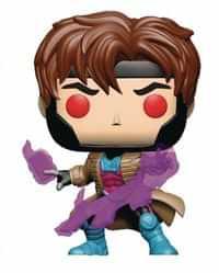 Funko Pop X-Men Gambit GID