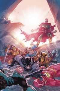 Justice League TP 2018 Justice Doom War
