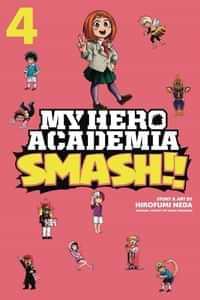 My Hero Academia GN Smash V4