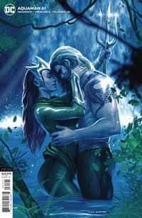 Aquaman #61 CVR B Kirkham