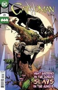 Catwoman #23 CVR A