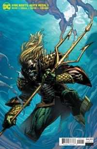 Dark Nights Death Metal #2 CVR B Finch Aquaman