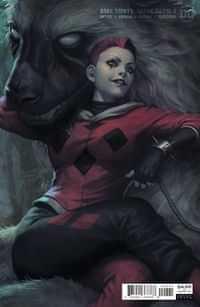 Dark Nights Death Metal #2 CVR D Lau Harley Quinn