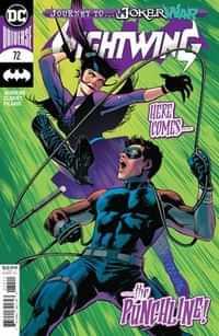 Nightwing #72 CVR A