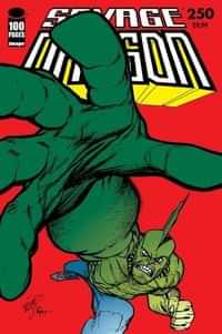 Savage Dragon #250 CVR G Larsen and Ottley