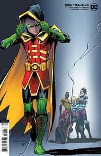 Teen Titans #43 CVR B Ranhdolph