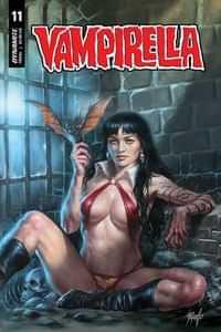 Vampirella #11 CVR A Parrillo