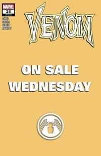 Venom #26 Variant Marvel Wednesday