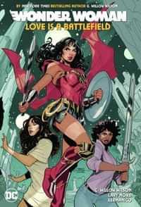 Wonder Woman TP Love is a Battefield