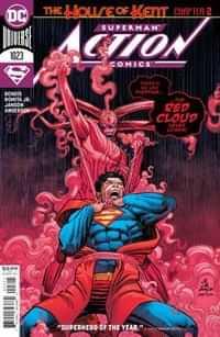 Action Comics #1023 CVR A