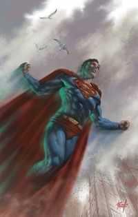 Action Comics #1023 CVR B Parrillo