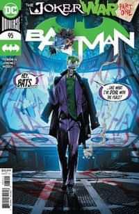 Batman #95 CVR A