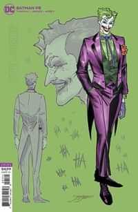 Batman #95 Variant 25 Copy Jimenez Joker